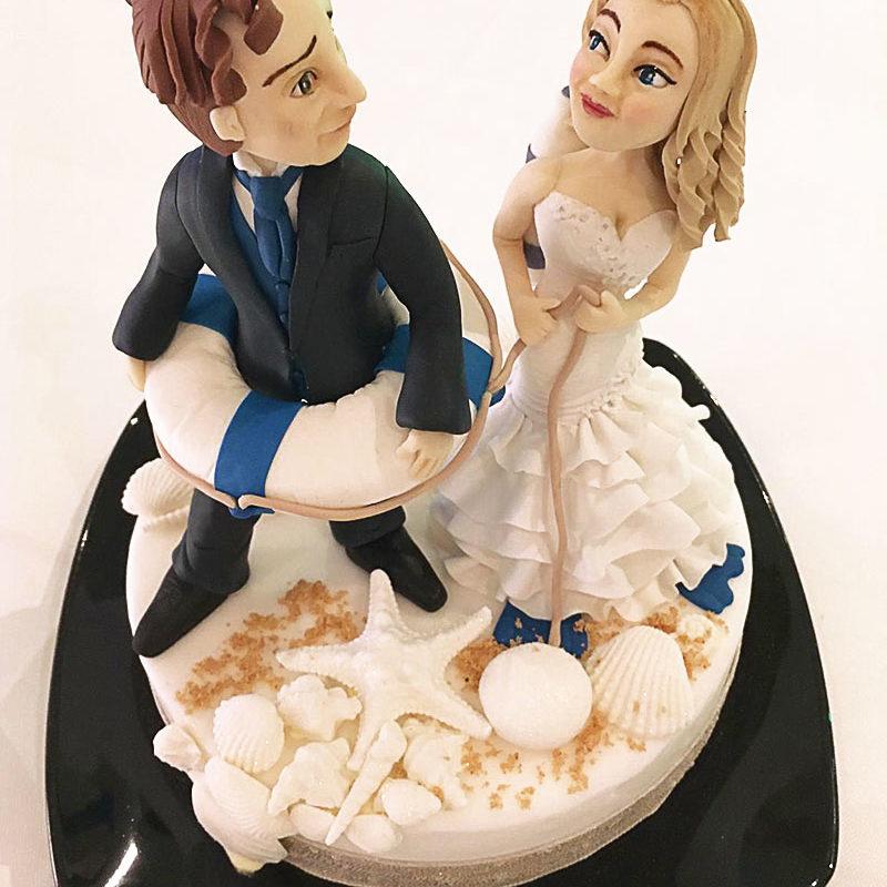 statuine matrimonio